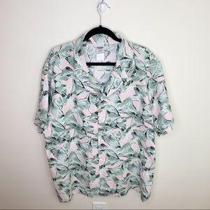 Stranger Things Netflix Button Front Shirt